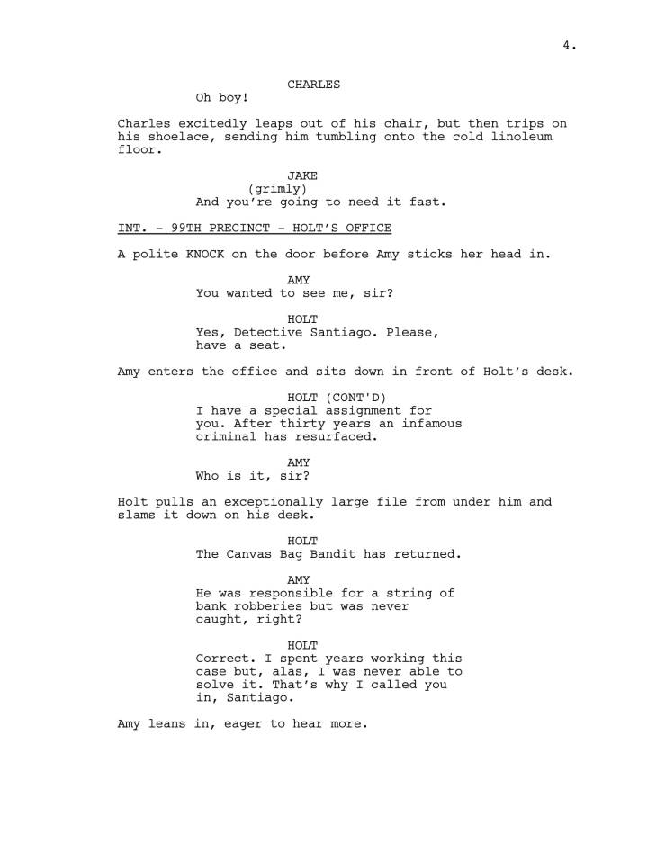 Brooklyn 99 Full Script-05