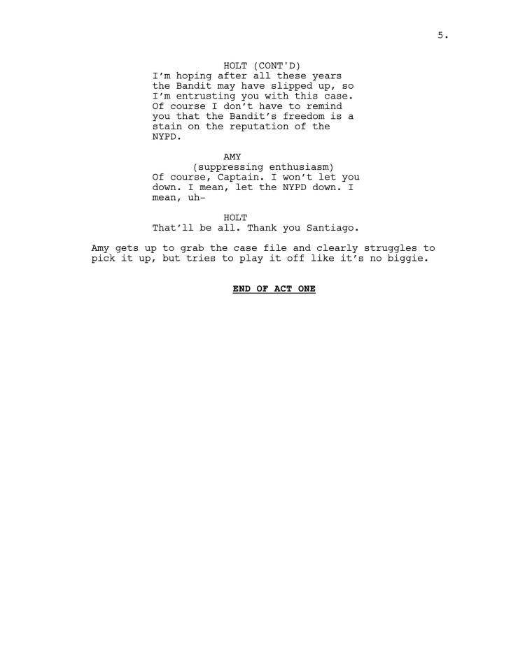 Brooklyn 99 Full Script-06