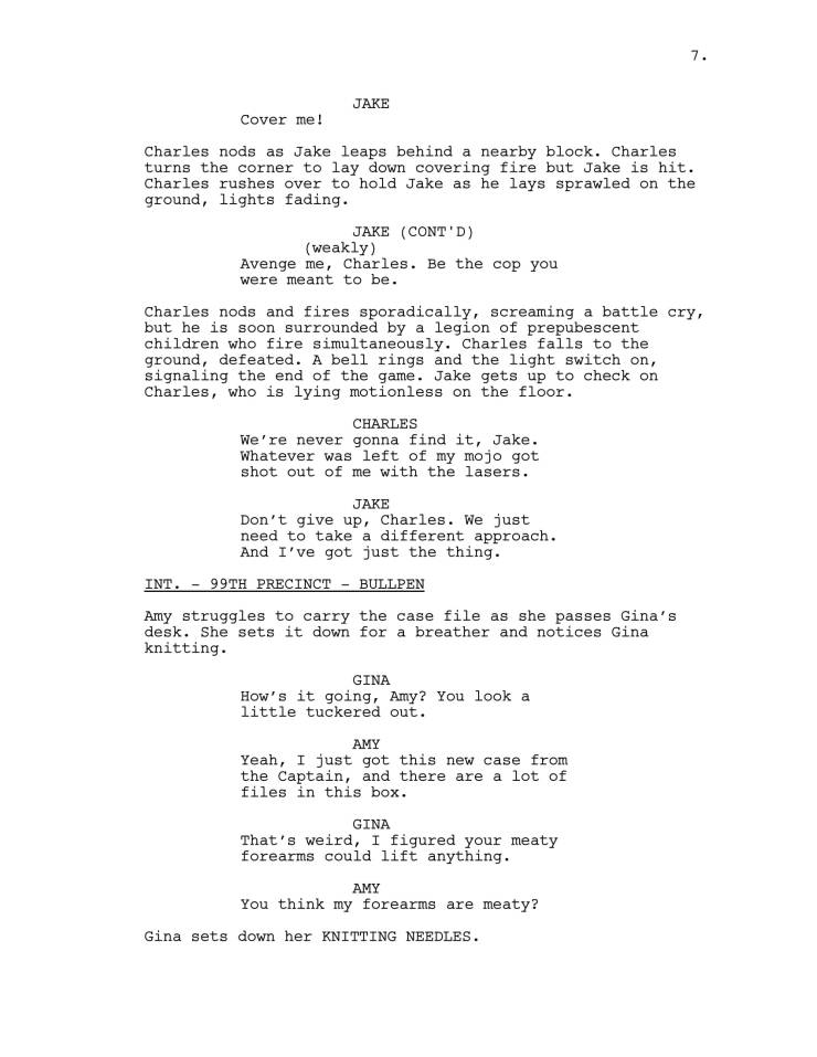 Brooklyn 99 Full Script-08