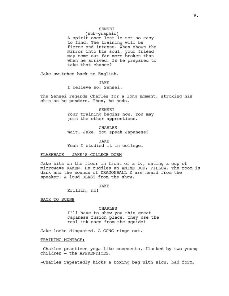 Brooklyn 99 Full Script-10