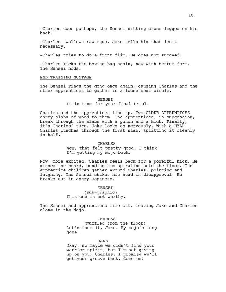 Brooklyn 99 Full Script-11