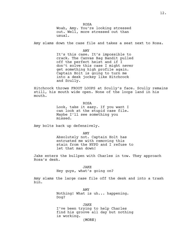 Brooklyn 99 Full Script-13