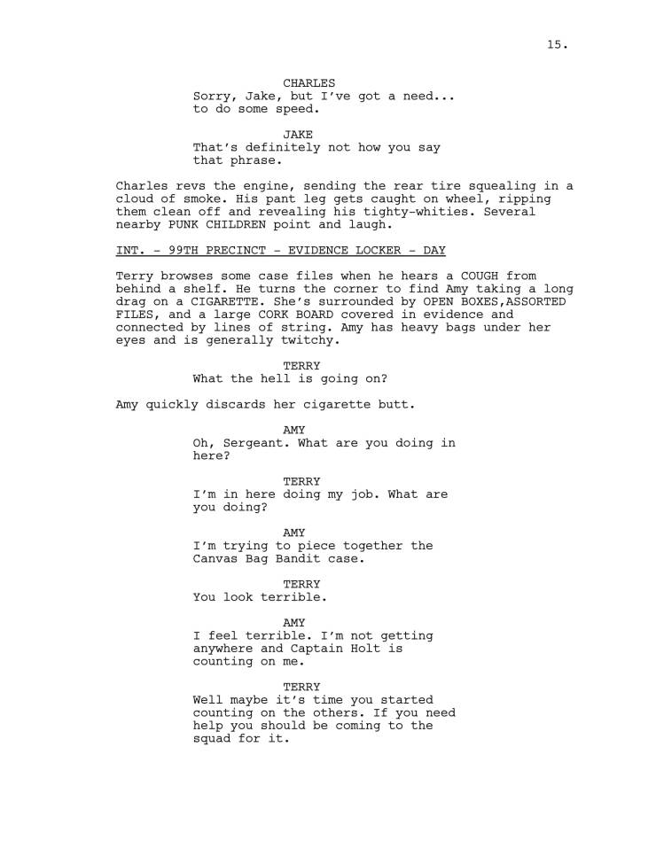 Brooklyn 99 Full Script-16