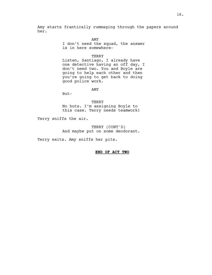 Brooklyn 99 Full Script-17