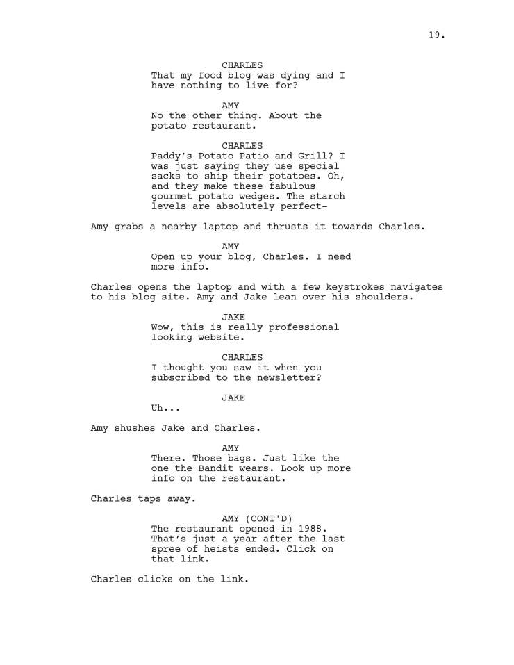 Brooklyn 99 Full Script-20